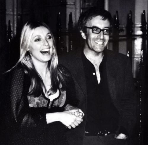 Sharon Tate & Peter Sellers