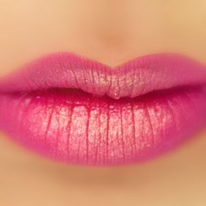 The 3-D Lip: YSL ROUGE VOLUPTÉ - Silky Sensual Radiant Lipstick SPF 15 in Rose Culte + Stila Eyeshadow in Kitten. #Trends #Sephora