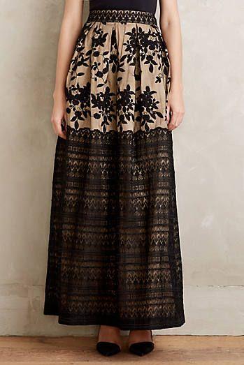 Perfidia Maxi Skirt