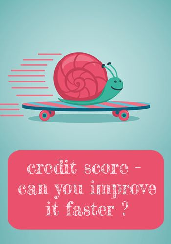After redundancy and defaults a few years ago, what can be done to improve your credit rating as fast as possible?  http://debtcamel.co.uk/improve-my-credit-score-faster/