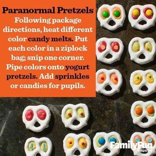 Paranormal Pretzels #Food #Drink #Trusper #Tip