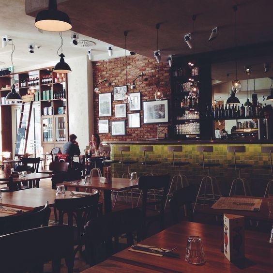 italian restaurant in Stuttgart Germany