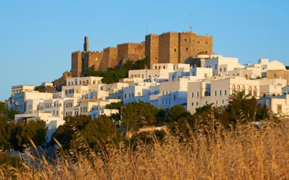 Patmos travel guide