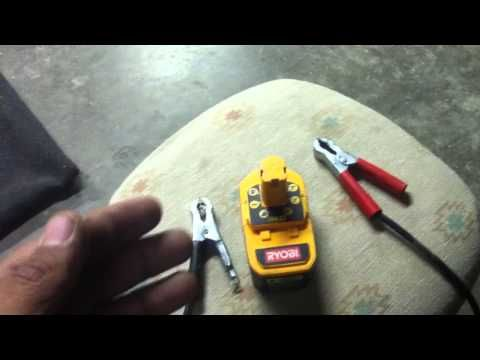 Ni-CD Battery fix for free - YouTube