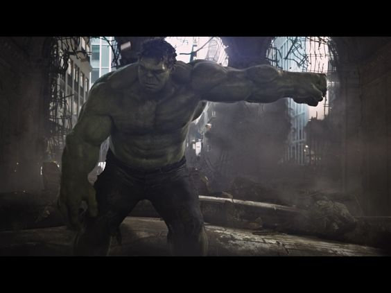 He just punched Thor