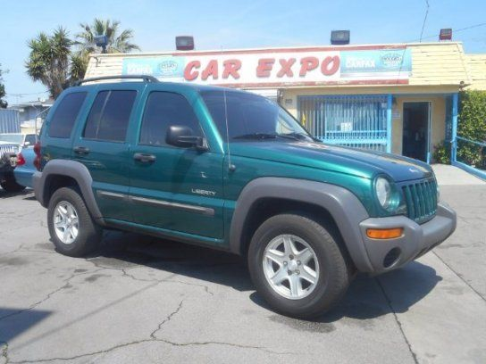 Sport Utility 2004 Jeep Liberty Limited With 4 Door In Downey Ca