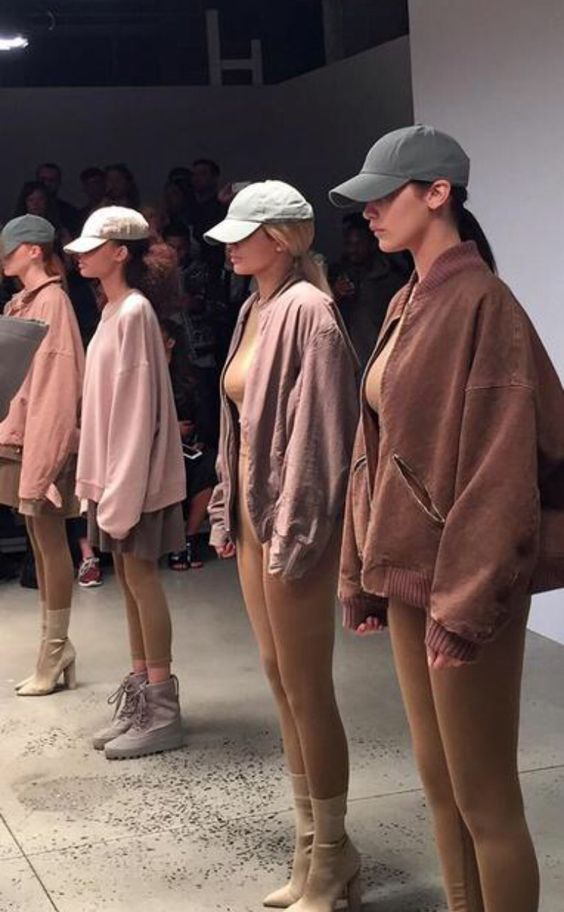 The First Instagrams From Kanye West's Yeezy Season 2 Show Are Here