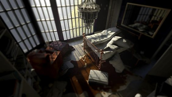 Charlotte Dobson - 3D modelling, photorealism, victorian style