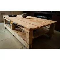 Mesas De Pallets, Muebles Sillones Diseño M Ratonas Reciclad