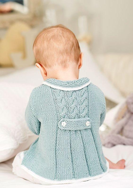 Newborn Knitting Pattern Books : Precious children, Knits and Baby patterns on Pinterest