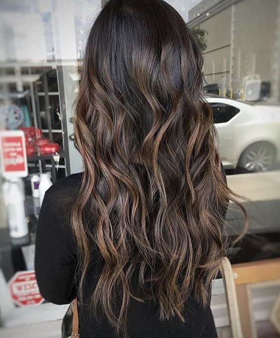ambre hair styles ambre blends hair brown hairs of blended hair color 6922
