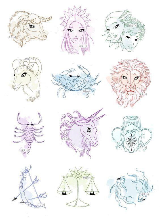 43++ Signe astrologique lion dessin inspirations