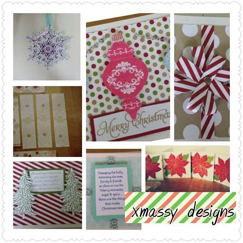 cards and decorations