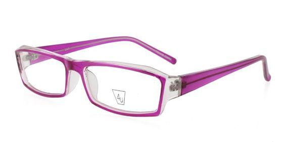 Comet Purple Full Frames Eyeglasses From $38