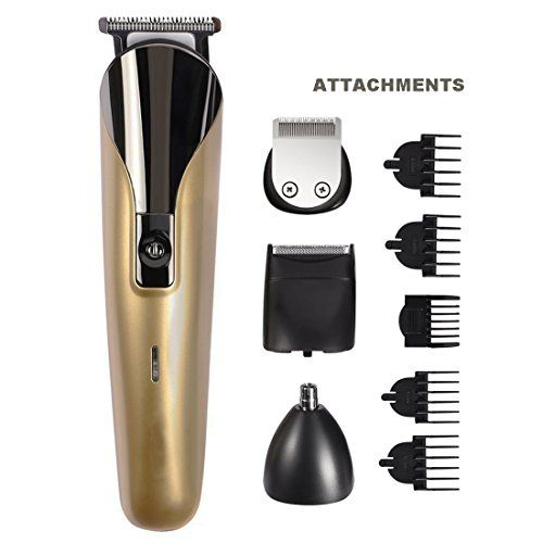 Yunai Professional 8 In 1 Electric Blade Men S Trimmer Of Body Ear Nose Mens Hair Clipper Electric Shaver Hair Clippers Trimmer For Men Mens Hair Clippers