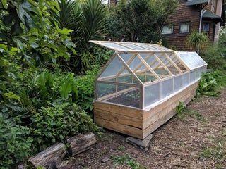 Raised Bed Greenhouse Mit Bildern Hochbeet Garten Beete