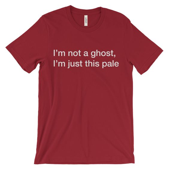 Not A Ghost - Dark Colors