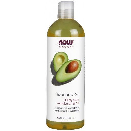 Avocado Oil - 16 fl. oz. Pure Moisturizing Oil Supports Skin Elasticity Nutrient Rich/Hydrating
