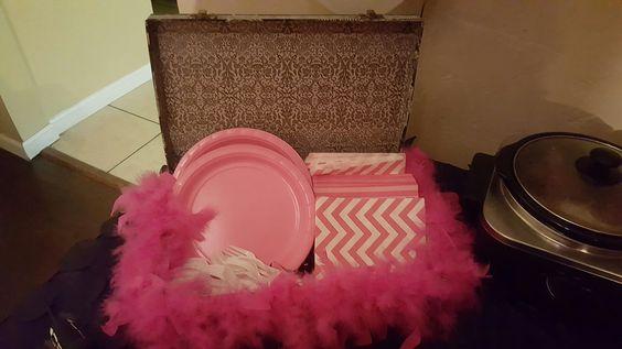 Victoria Secret  themed party #GracefulEventsbyShondra