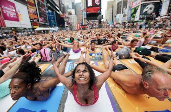 The Danger of More in Modern #Yoga