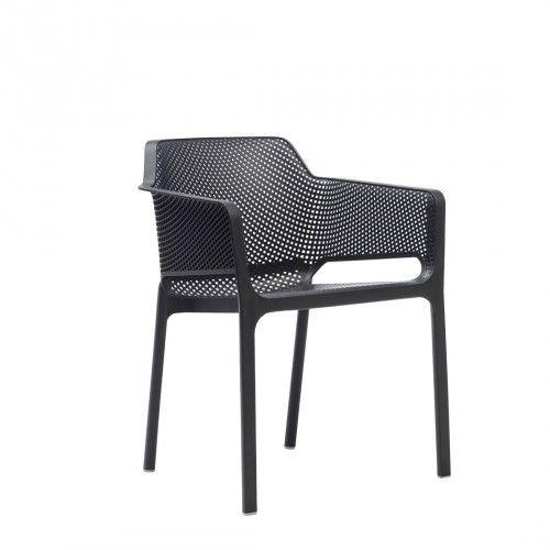 Nardi Net Stapelsessel Kunststoff Gartenmobel Gartenstuhle Sessel