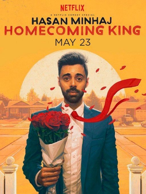 Hasan Minhaj: Homecoming King (2017) DVDRip