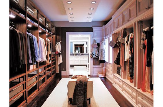 the perfect his and hers closet