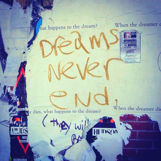 Dream ON!