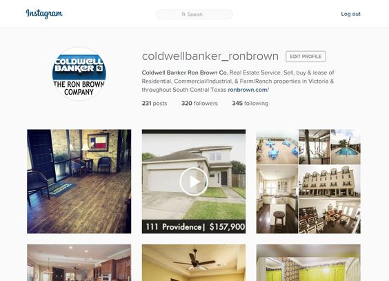Follow us on instagram! @colwdwellbanker_ronbrown