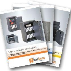 Catalogue des produits de sécurité Hexacoffre - Coffre-fort et armoire forte  -  Catalogue et documentations Hexacoffre - HEXACOFFRE