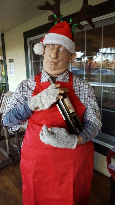 Cline winery, CA