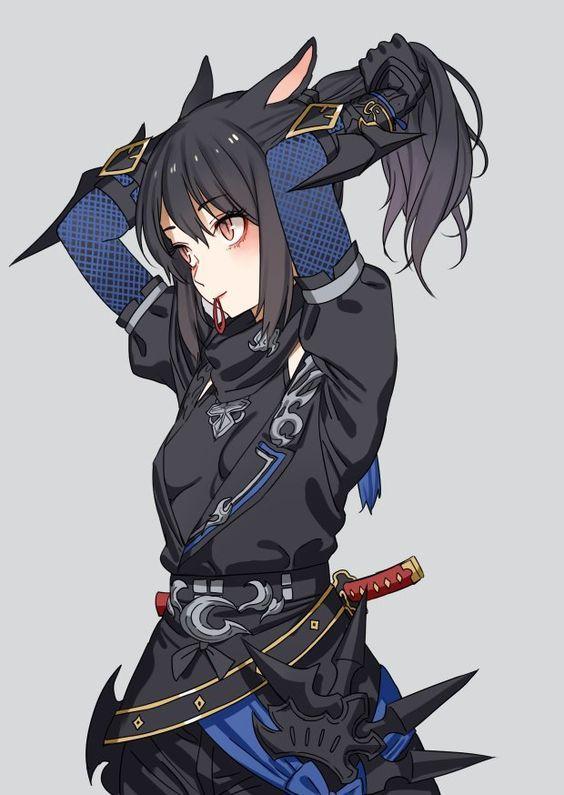 Pin By Taisro On Assassin Clothes Aurora And Hero Anime Warrior Girl Anime Pirate Girl Anime Warrior