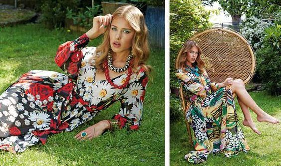 Pebble London Littlewoods and East: The best floral print outfits for summer