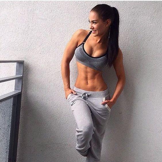 dieta y ejercicio para cuerpo fitness