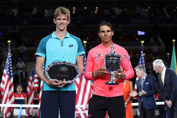 PHOTOS: Men's final - Trophy Ceremony