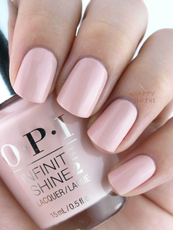 OPI 'You're Blushing Again' Infinite Shine | Summer 2015 Collection: