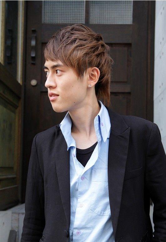 Super Korean Haircut Guy Hairstyles And Korean Guys On Pinterest Short Hairstyles For Black Women Fulllsitofus