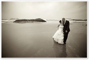 Reason to get married in Tofino.
