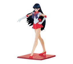 Bishoujo Senshi Sailor Moon - Sailor Mars - Cutie Model Sailor Moon - 1/8 (MegaHouse)