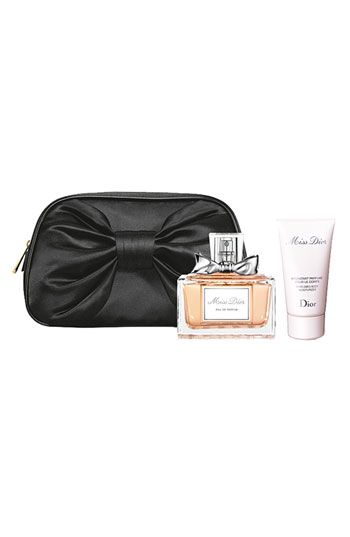 Dior 'Miss Dior' Pouch Set, Sexy packaging