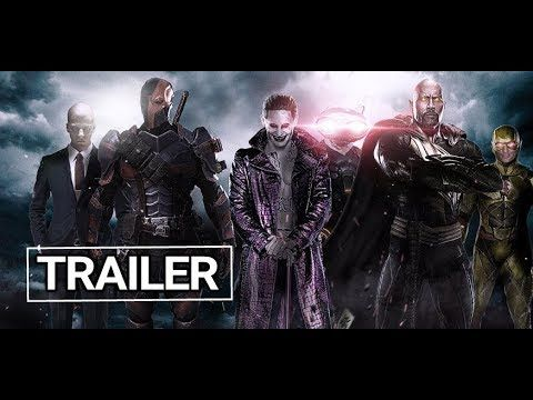 Justice League 2 The Legion Of Doom Trailer New Dceu Wb 2021 Fanmade Youtube Super Villains Justice League Justice League 2