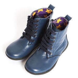 mina shoes: Sam.  Currently on Hugo's feet.