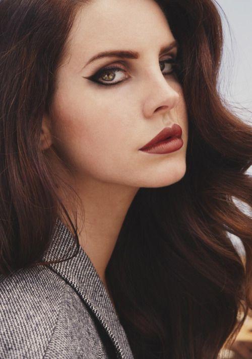 Hair and makeup inspiration #LanadelRey: