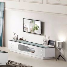 Alto Brillo Muebles TV de plasma soporte / soporte para TV LED