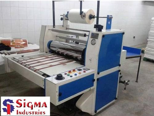 At Sigmaindustries We Are Offering Best Quality Pvclaminationmachine At Affordable Price Our Product Is Made Of High Qu Led Manufacturers Pvc Robust Design