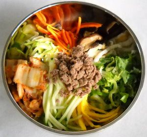 Healthy Korean Food In Kalamazoo Lee 39 S Garden Bibimbop One Of My Favorite Restaurants In