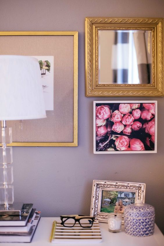 How to create a mini gallery wall + a Snapfish decor giveaway on Lauren-Nelson.com