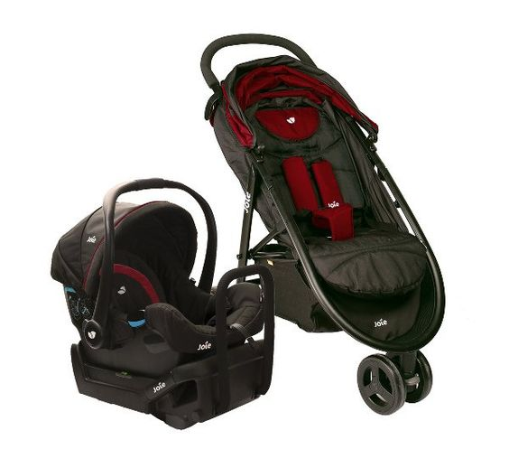Joie Litetrax Travel System makes car and pram travel with baby a breeze