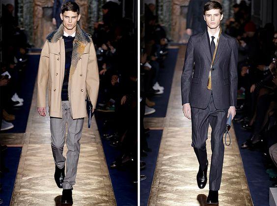 [Valentino]: Fur detailing