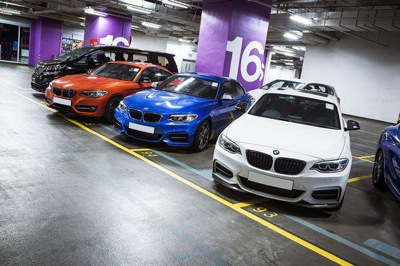 12 cars! M235i & 220i Meet